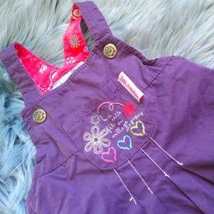 3/10$ Baby girl summer dress 12 months